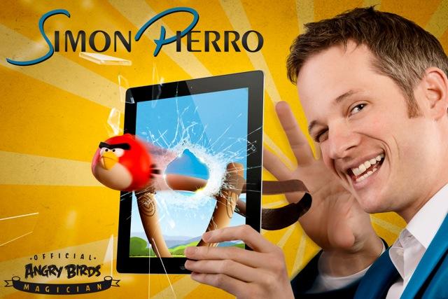 Simon Pierro - Angry Birds