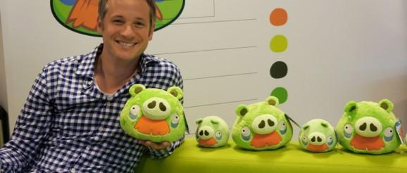 Angry Birds Piggies