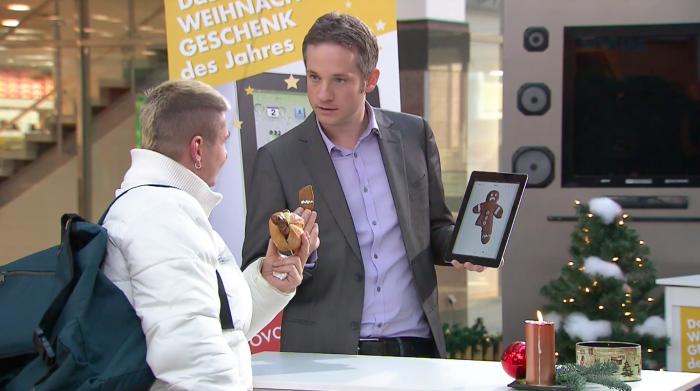 Der iPad Zauberer für Karlsruhe bei Verstehen Sie Spaß