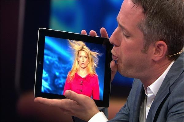 iPad Zauberer für Stuttgart - Digitale Magie