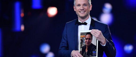 Simon Pierro beim Deutschen Comedypreis 2017