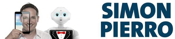 Simon Pierro – iPad Zauberer, Magier und Moderator